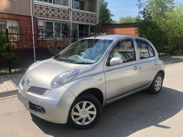Nissan March, 2005 год, 232 000 руб.