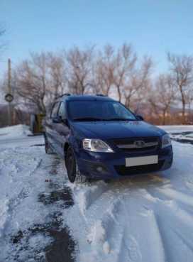 Владивосток Ларгус 2015