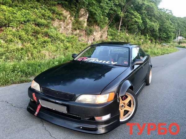Toyota Mark II, 1992 год, 350 000 руб.