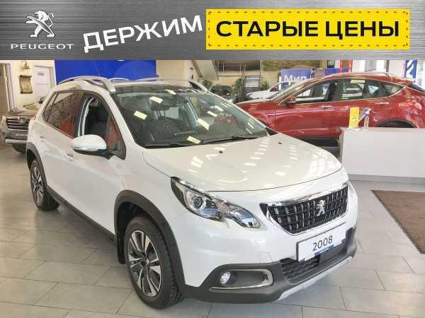 Peugeot 2008, 2018 год, 1 566 000 руб.