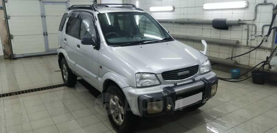 Daihatsu Terios, 1997 год, 99 000 руб.