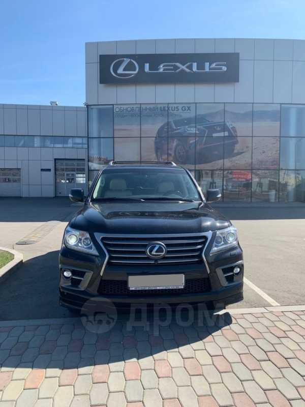 Lexus LX570, 2014 год, 3 400 000 руб.