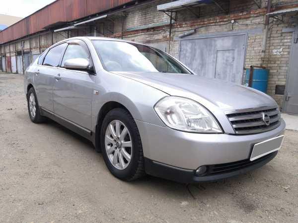 Nissan Teana, 2003 год, 345 000 руб.