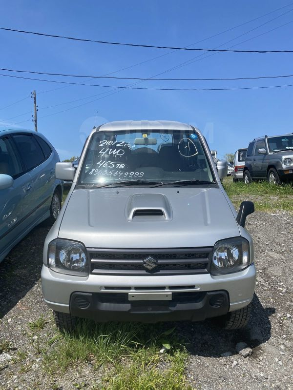 Suzuki Jimny, 2012 год, 465 000 руб.