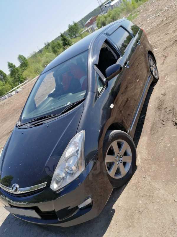 Toyota Wish, 2007 год, 340 000 руб.