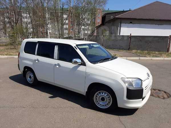 Toyota Probox, 2015 год, 505 000 руб.