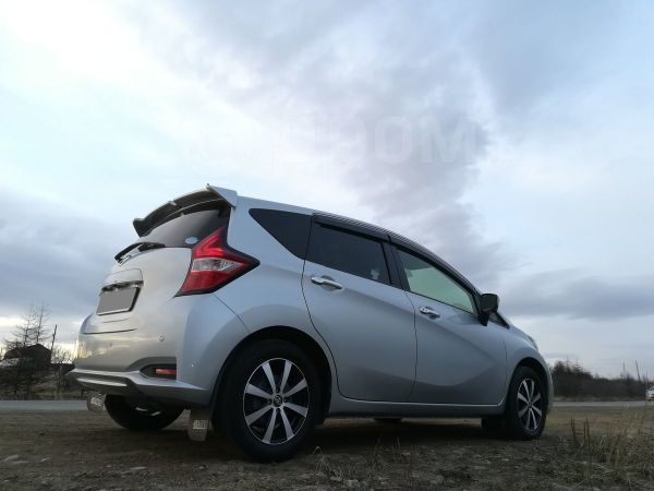 Nissan Note, 2017 год, 750 000 руб.