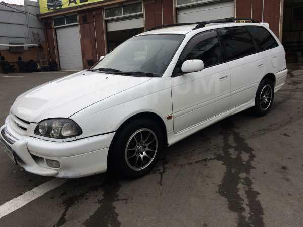 Toyota Caldina, 1999 год, 180 000 руб.