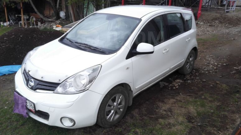 Nissan Note, 2012 год, 350 000 руб.