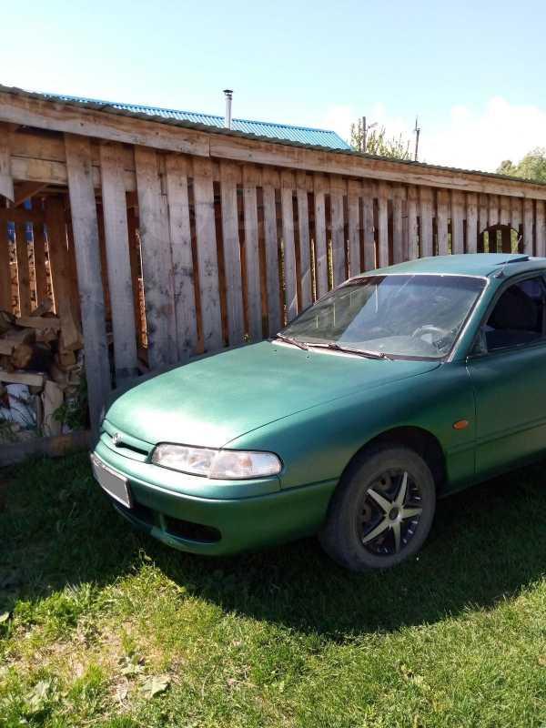 Mazda 626, 1996 год, 80 000 руб.
