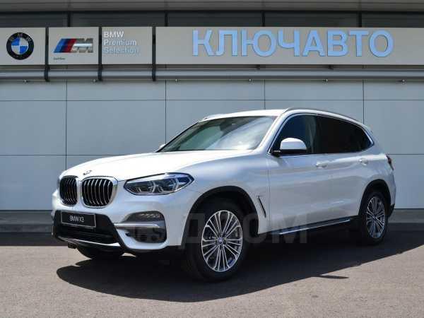 BMW X3, 2020 год, 2 890 000 руб.