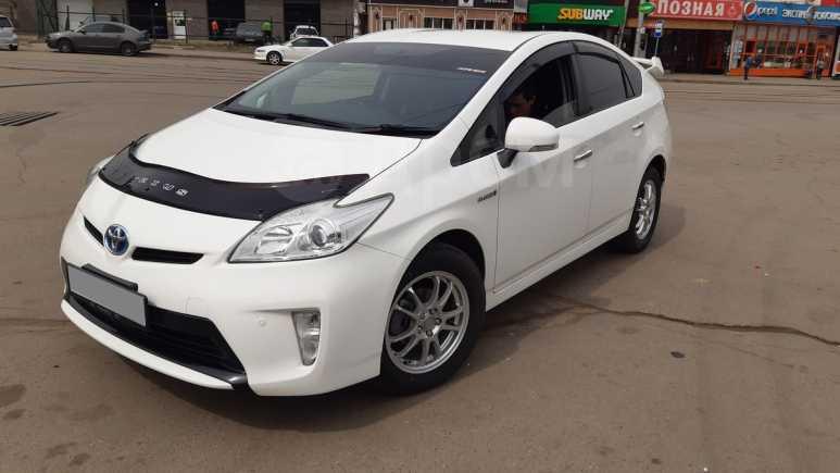 Toyota Prius, 2013 год, 840 000 руб.
