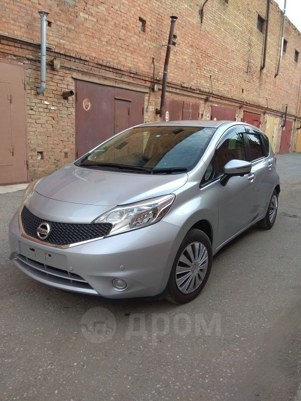 Nissan Note, 2015 год, 590 000 руб.