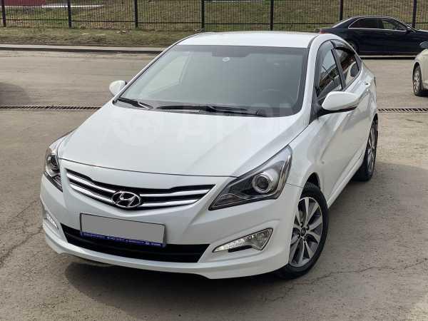 Hyundai Solaris, 2015 год, 720 000 руб.