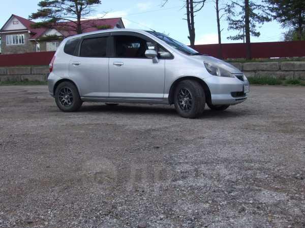 Honda Fit, 2002 год, 230 000 руб.
