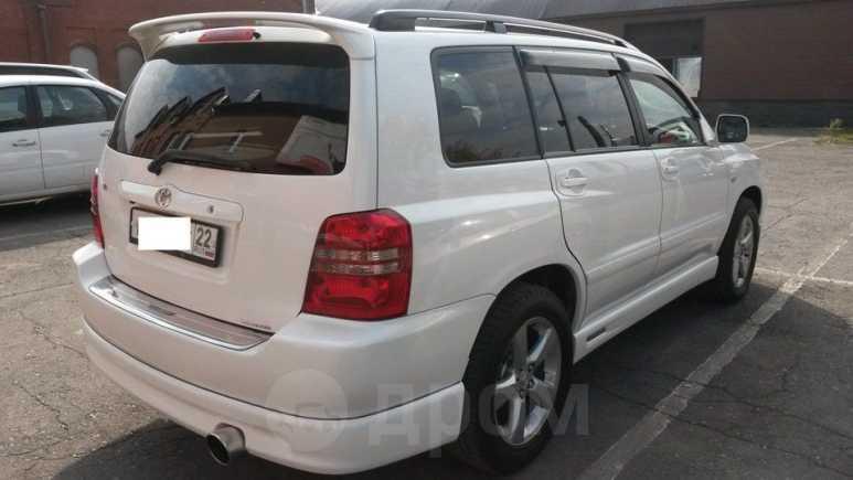 Toyota Kluger V, 2004 год, 380 000 руб.