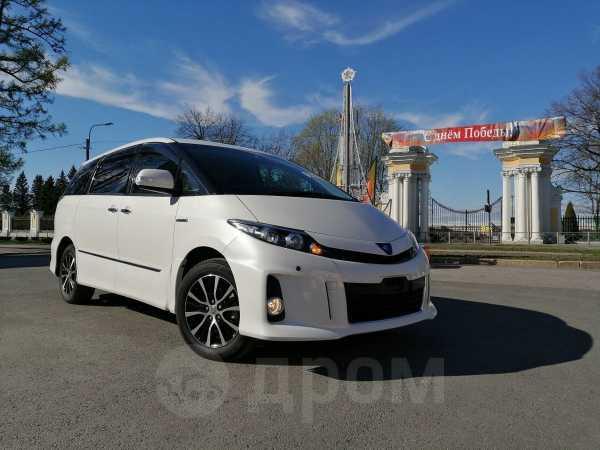 Toyota Estima, 2016 год, 1 810 000 руб.