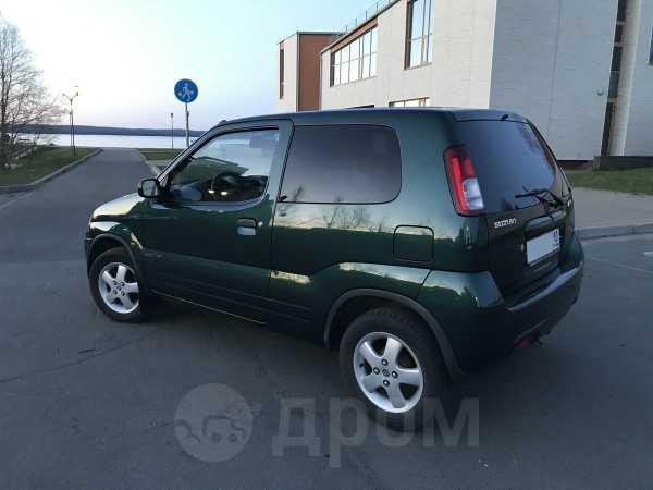 Suzuki Ignis, 2002 год, 199 000 руб.