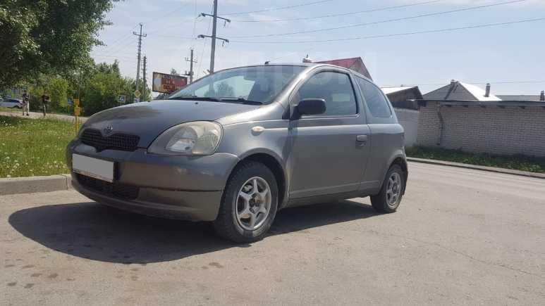 Toyota Vitz, 2001 год, 162 000 руб.