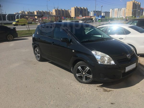 Toyota Corolla Verso, 2008 год, 470 000 руб.