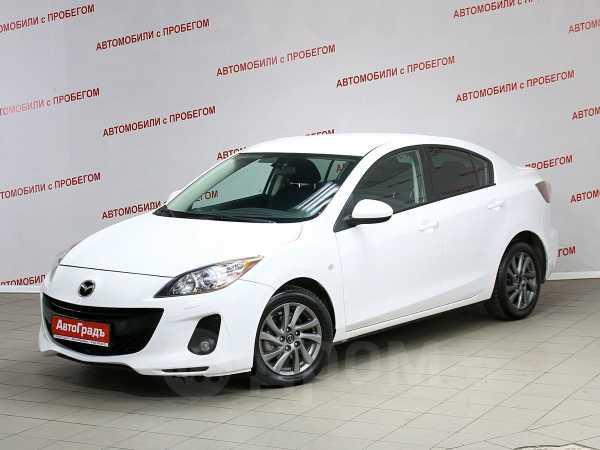Mazda Mazda3, 2012 год, 549 000 руб.