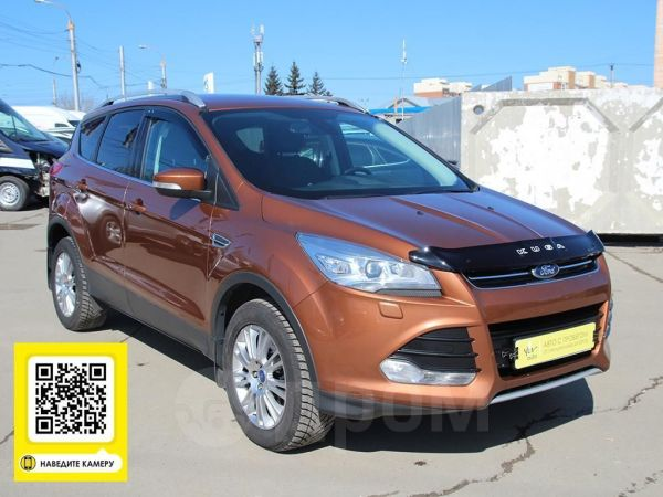 Ford Kuga, 2015 год, 1 120 000 руб.