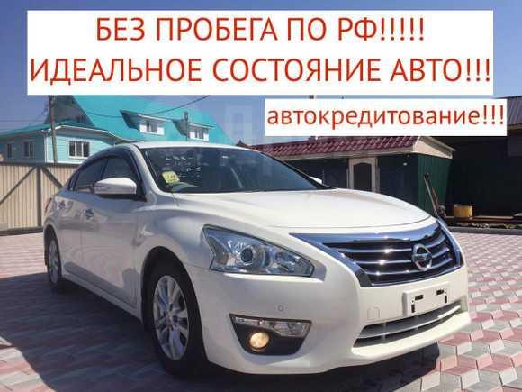 Nissan Teana, 2016 год, 979 000 руб.