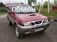 Кемерово Terrano 2001
