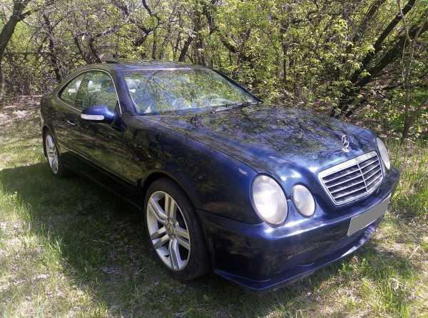 Mercedes-Benz CLK-Class, 2000 год, 305 000 руб.