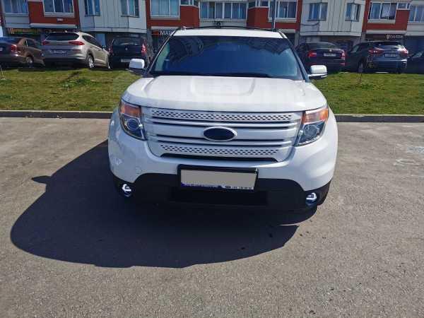 Ford Explorer, 2013 год, 960 000 руб.