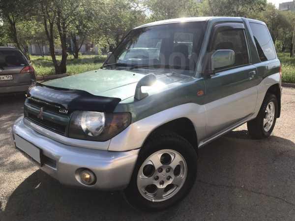 Mitsubishi Pajero iO, 1998 год, 287 000 руб.