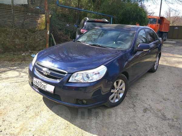 Chevrolet Epica, 2011 год, 369 000 руб.