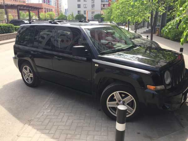 Jeep Liberty, 2007 год, 530 000 руб.