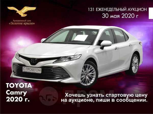 Toyota Camry, 2020 год, 1 980 000 руб.