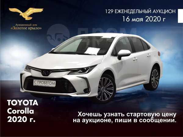 Toyota Corolla, 2020 год, 1 496 000 руб.