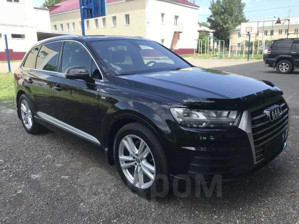 Audi Q7, 2015 год, 2 390 000 руб.