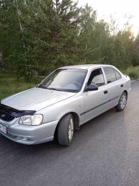 Южноуральск Accent 2007