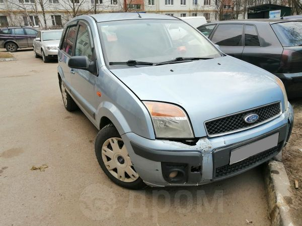 Ford Fusion, 2007 год, 170 000 руб.