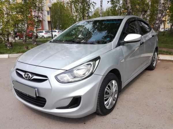 Hyundai Solaris, 2011 год, 378 000 руб.