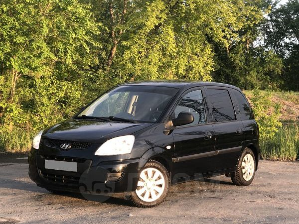 Hyundai Matrix, 2009 год, 330 000 руб.