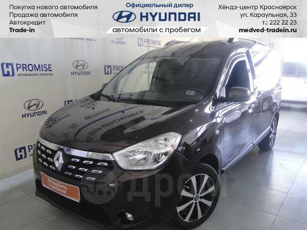 Renault Dokker, 2017 год, 699 000 руб.