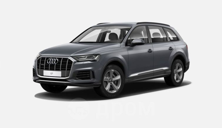 Audi Q7, 2019 год, 5 960 690 руб.