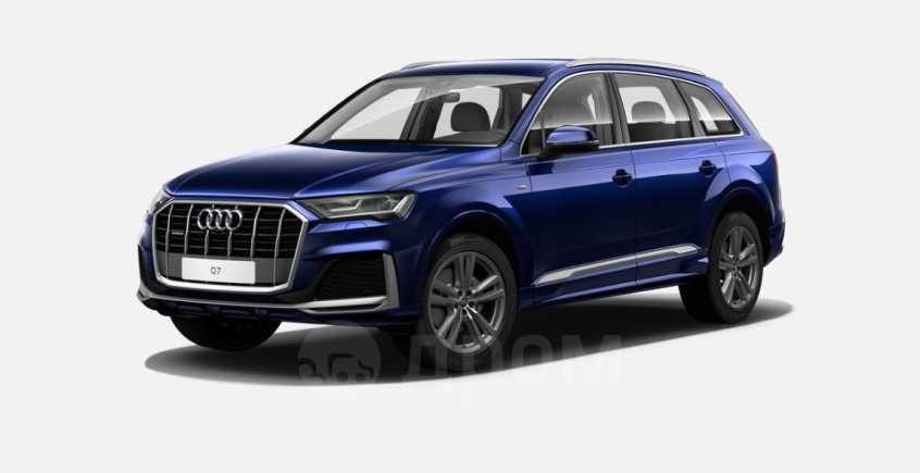 Audi Q7, 2020 год, 5 429 157 руб.
