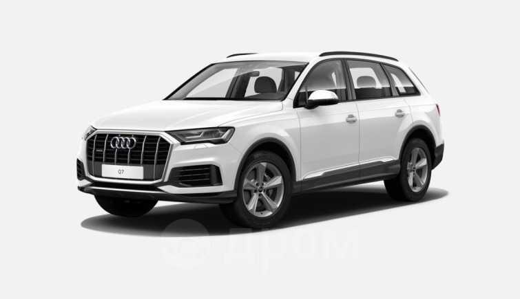 Audi Q7, 2020 год, 5 815 491 руб.