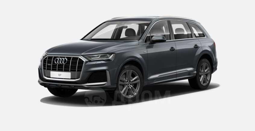 Audi Q7, 2020 год, 5 950 649 руб.