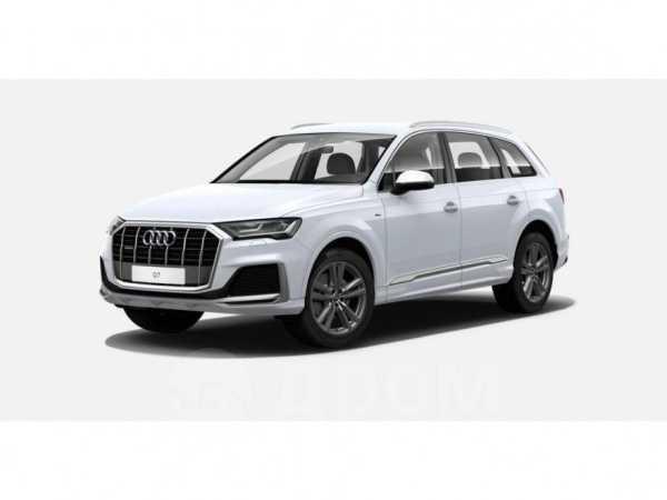 Audi Q7, 2020 год, 5 681 331 руб.