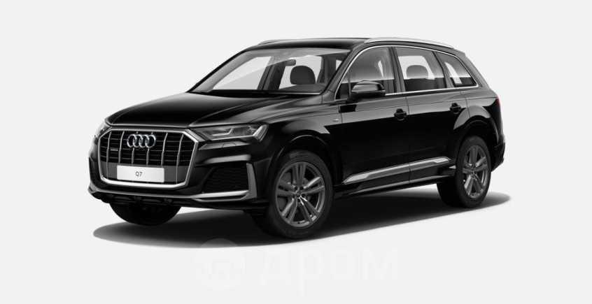 Audi Q7, 2020 год, 5 698 203 руб.