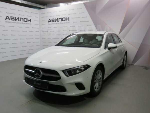 Mercedes-Benz A-Class, 2019 год, 2 040 000 руб.