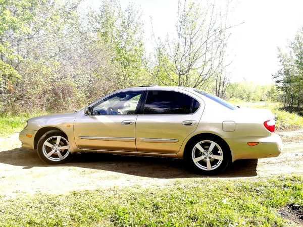 Nissan Maxima, 2004 год, 450 000 руб.