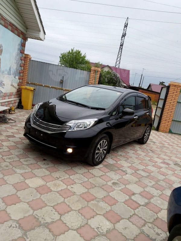 Nissan Note, 2015 год, 569 999 руб.